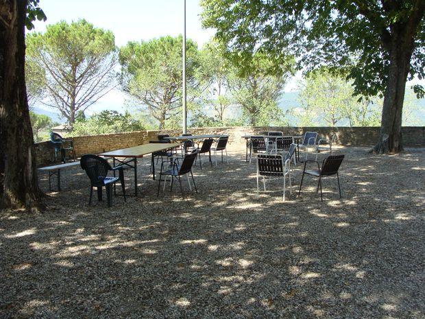 Ogród Klasztor Monteripido