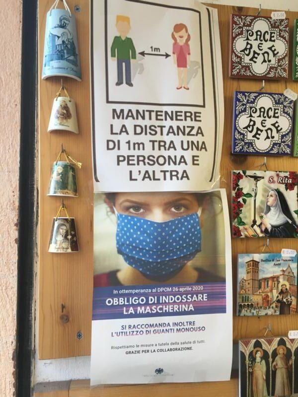 pocztówki z Perugii